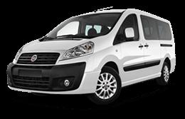 car hire bosnia 7 seater
